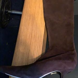 Brand new never worn Jimmy Choo suede boots